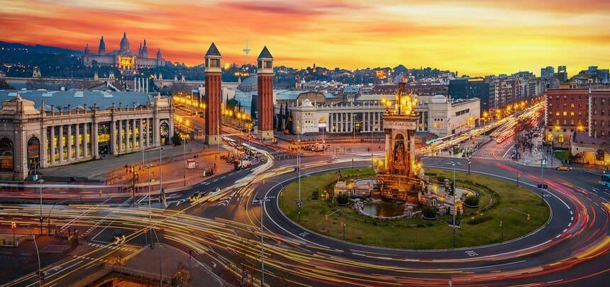 Hitta bra hotell i Barcelona