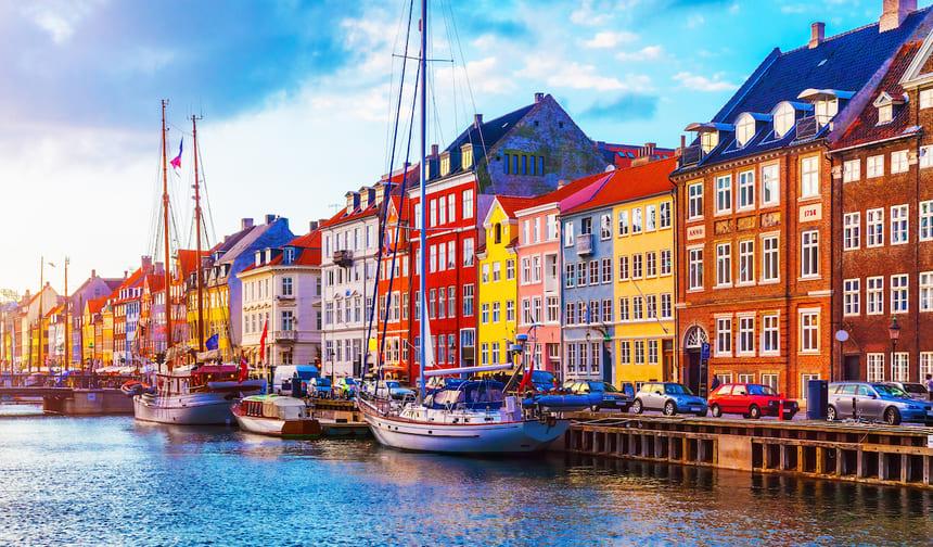 Resetips Köpenhamn