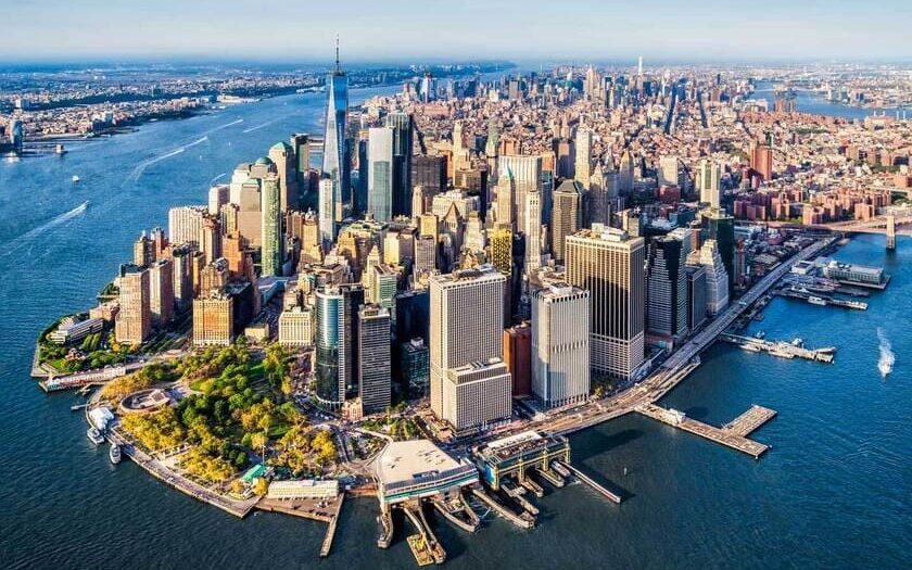 Bästa boendet i New York